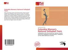 Couverture de Colombia Women's National Volleyball Team