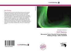 Capa do livro de Gil Torres