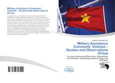 Military Assistance Command, Vietnam – Studies and Observations Group kitap kapağı