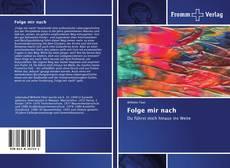 Capa do livro de Folge mir nach