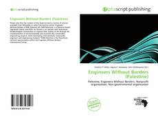 Bookcover of Engineers Without Borders (Palestine)