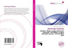 Domingo Cedeño kitap kapağı