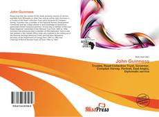 Bookcover of John Guinness