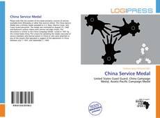 Capa do livro de China Service Medal