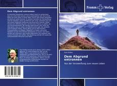 Bookcover of Dem Abgrund entronnen