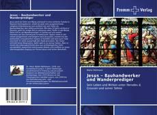 Capa do livro de Jesus - Bauhandwerker und Wanderprediger
