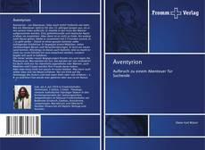 Bookcover of Äventyrion