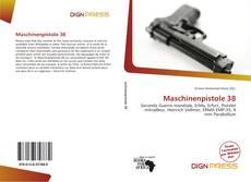Maschinenpistole 38 kitap kapağı