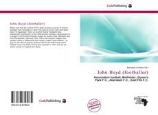 Couverture de John Boyd (footballer)