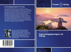 Buchcover von Gottesbegegnungen im Alltag