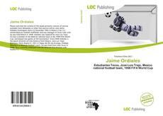 Jaime Ordiales kitap kapağı