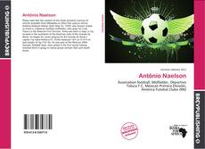 Capa do livro de Antônio Naelson