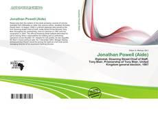 Couverture de Jonathan Powell (Aide)