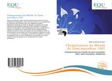 Championnats du Monde de Semi-marathon 1992 kitap kapağı