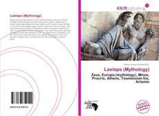 Capa do livro de Laelaps (Mythology)