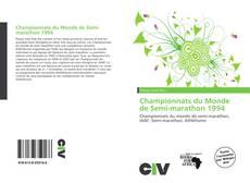Championnats du Monde de Semi-marathon 1994 kitap kapağı
