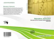 Bookcover of Belvedere, Edmonton