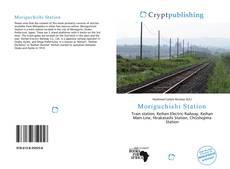 Borítókép a  Moriguchishi Station - hoz
