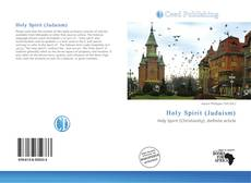Capa do livro de Holy Spirit (Judaism)