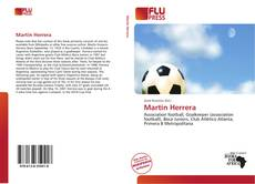 Martín Herrera kitap kapağı