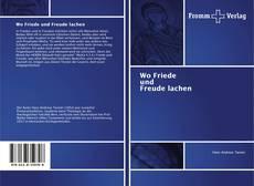 Buchcover von Wo Friede und Freude lachen