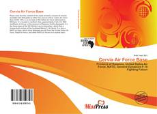 Portada del libro de Cervia Air Force Base