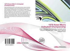 Bookcover of 1979 Asian Men's Volleyball Championship