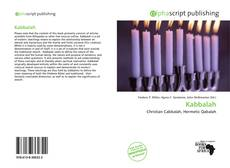 Bookcover of Kabbalah