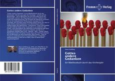 Bookcover of Gottes andere Gedanken