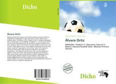 Portada del libro de Álvaro Ortiz