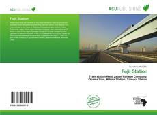 Bookcover of Fujii Station