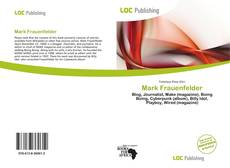 Buchcover von Mark Frauenfelder