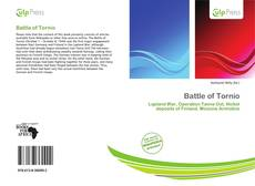 Buchcover von Battle of Tornio