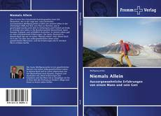 Bookcover of Niemals Allein