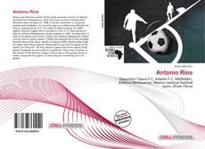 Bookcover of Antonio Ríos