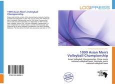 Bookcover of 1999 Asian Men's Volleyball Championship