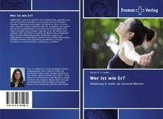 Capa do livro de Wer ist wie Er?