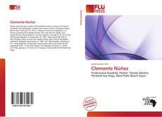 Bookcover of Clemente Núñez