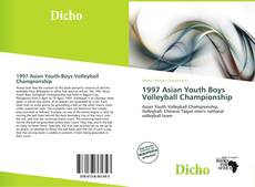 Bookcover of 1997 Asian Youth Boys Volleyball Championship