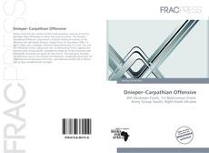 Bookcover of Dnieper–Carpathian Offensive