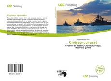 Capa do livro de Croiseur cuirassé