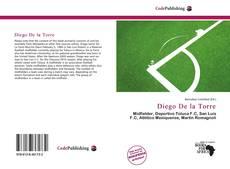 Diego De la Torre的封面