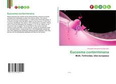 Обложка Eucosma conterminana