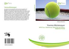 Bookcover of Yanina Wickmayer