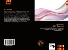 Bill Duncan的封面