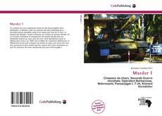 Buchcover von Marder I
