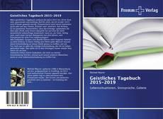 Borítókép a  Geistliches Tagebuch 2015-2019 - hoz