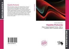 Portada del libro de Hipólito Pichardo
