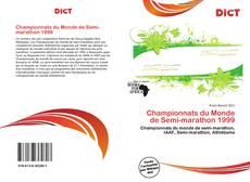 Championnats du Monde de Semi-marathon 1999的封面