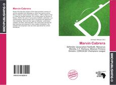 Marvin Cabrera的封面